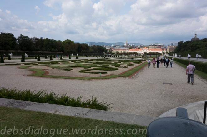 Belvedere Palace,Vienna