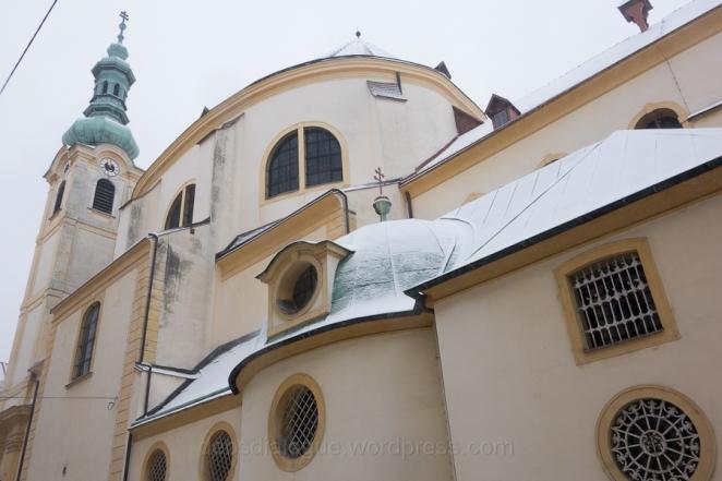 Servitenkirche,Vienna