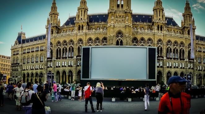Vienna Film Festival, Rathaus