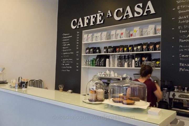 Caffe A Casa, Vienna