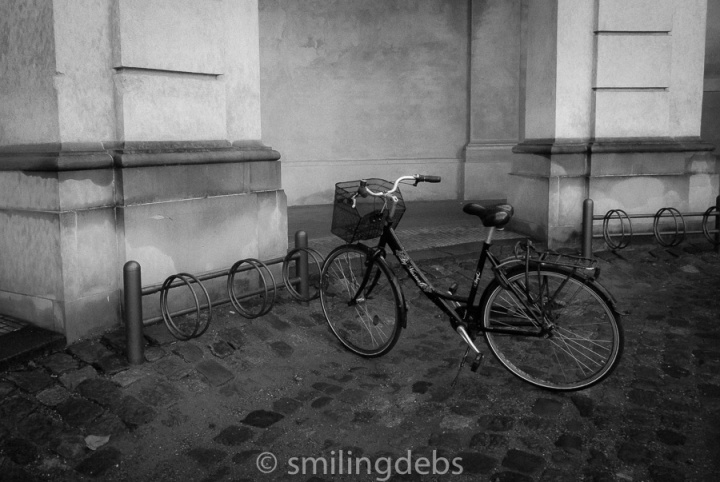 Shall I ride my bicycle