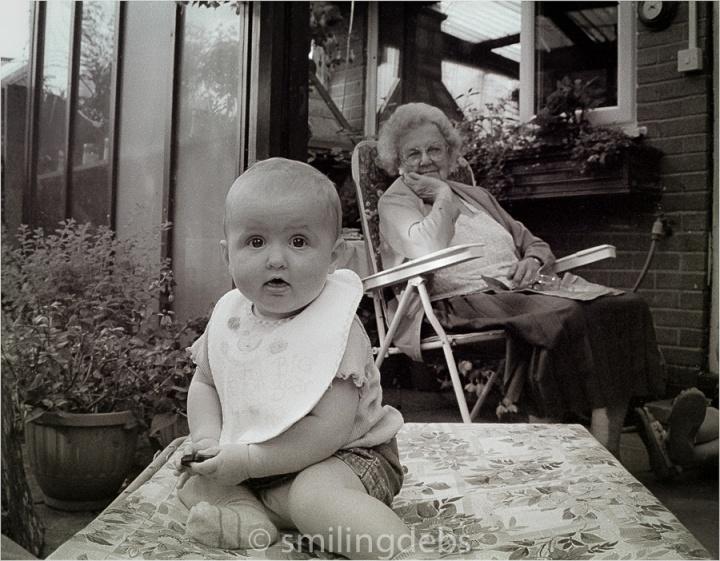Grandmas Knees