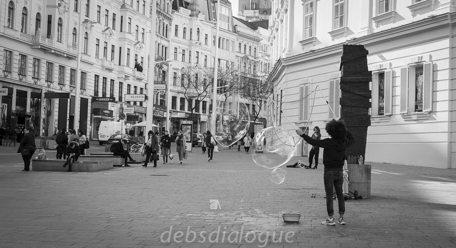 Walking the Streets of Vienna