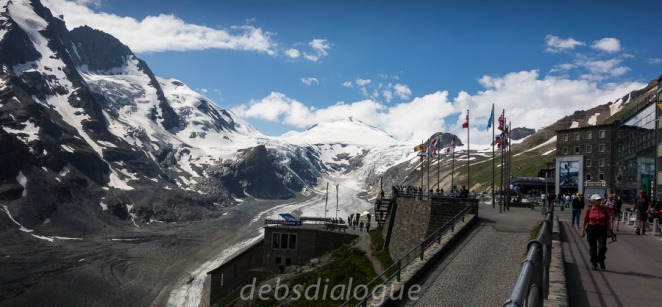This place will take your breath away - Grossglockner