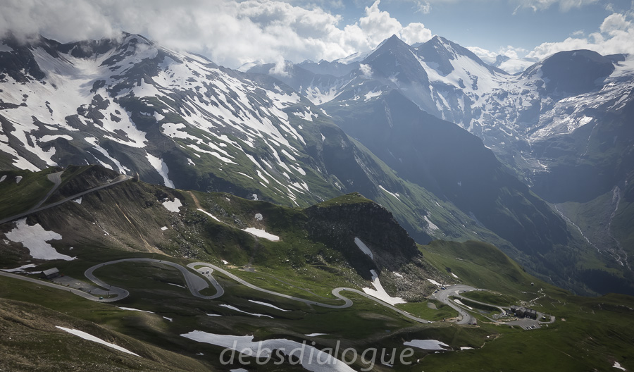 Grossglockner Road a place to take your breath away
